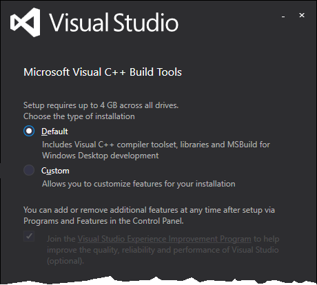 microsoft-visual-cpp-build-tools-install-default